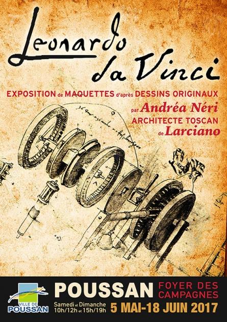 Affiche Vinci