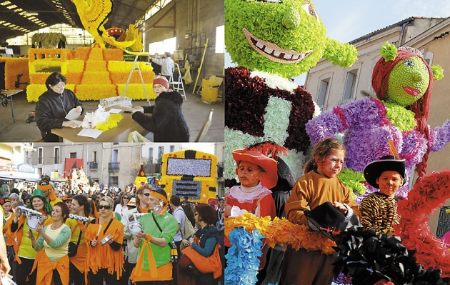Carnaval montage