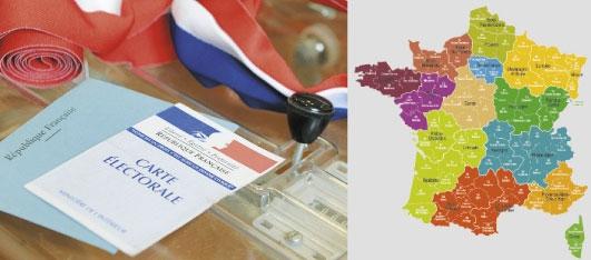 Elections regionales 15