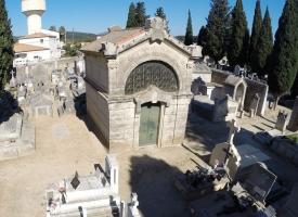 Fermeture du cimetière pour travaux
