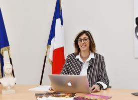 Vœux de Florence Sanchez, Maire de Poussan