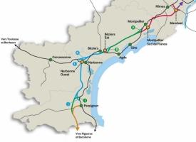 Projet de Ligne nouvelle Montpellier Perpignan