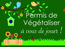 Permis de végétaliser