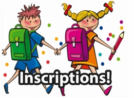 Inscriptions pour la rentrée scolaire