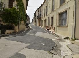 Travaux rue de la Salle