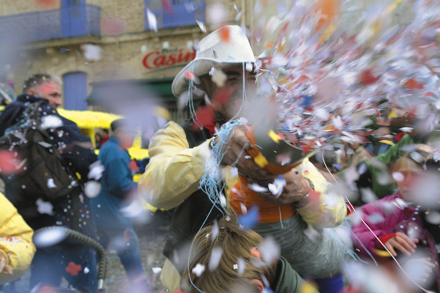 carnaval confetti