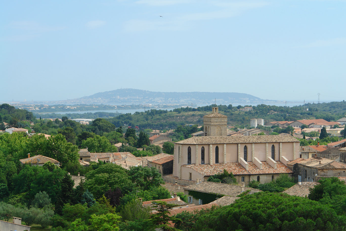 église sète