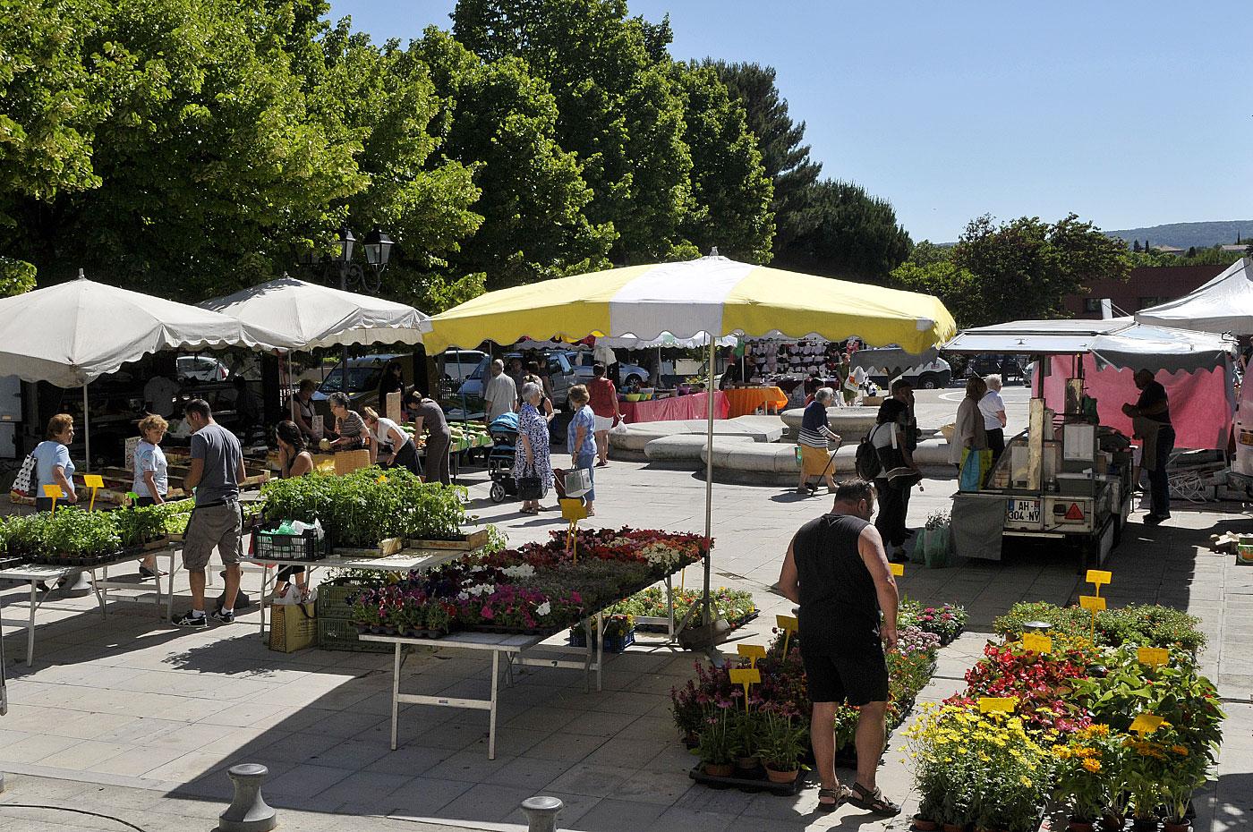 marché mairie