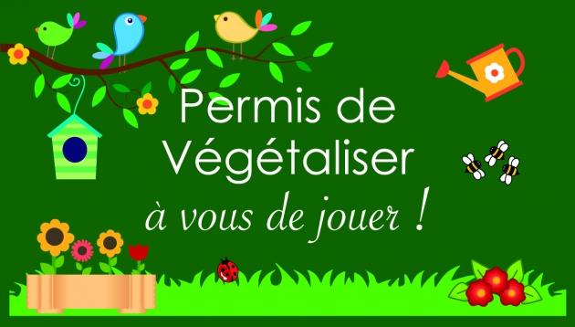 Permis de vegetaliser